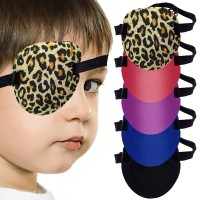 Penutup Mata Sebelah Aneka Warna untuk Astigmatism Myopia Amblyopia