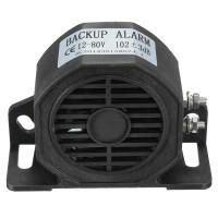 DC12-80V 15W 105 dB Car Motorcycle Reversing Speakers Back-up Alarm