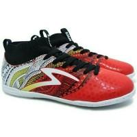 - Sepatu Futsal Specs Heritage IN Emperor Red