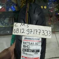 ban battlax Nmax belakang 140/70-13 SC