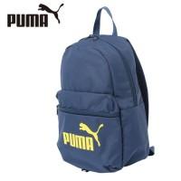 TAS PUMA ANAK PUMA Phase Small Backpack Dark Denim 075488 14
