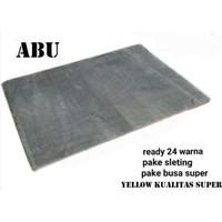 karpet bulu 100x150x2cm anti slip