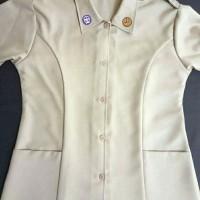 Baju Pramuka Penegak,Pandega dan Pembina Putri Rapilo