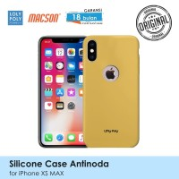 LOLYPOLY Case Anti Noda for iPhone XS MAX - 167