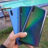 Samsung A70 Unit Only Batangan Mulus Ex Resmi Sein