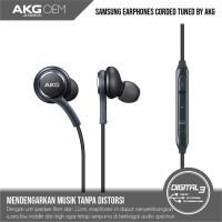 HANDSFREE SAMSUNG AKG S8 S8 PLUS S9 S9 PLUS S10 EARPHONE HEADSET BASS