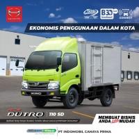 HINO Truck Dutro 110 SD