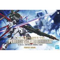 PG Perfect Strike Gundam - PG Aile - PG Launcher & Sword Strike BANDAI