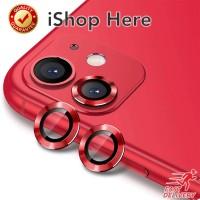 Aluminium Back Camera Protector Anti Gores Kamera iPhone 11 11 Pro Max