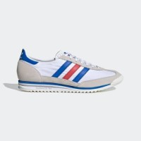 Sepatu Adidas SL 72 SL72 White France - Prancis Original