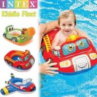Ban Pelampung Renang Duduk Anak Floaties KIDDIE CAR FLOAT 59586 -Intex