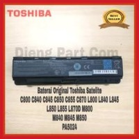 Baterai Batre Batrai Laptop Toshiba C800 C800D C840 C840D C845 C870