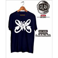 Kaos Baju Band Slank Logo Musik Indonesia - Gilan Cloth