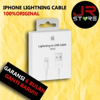 Lightning Cable/Kabel Data/Kabel Charger iPhone-Original Apple