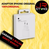 iPhone 11 Power Adapter 18W USB C To Lightning - Original Apple 100%