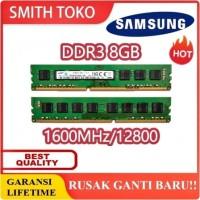 RAM Samsung Memori GAMING LONGDIMM DDR3 8GB (8GB*1) PC 12800
