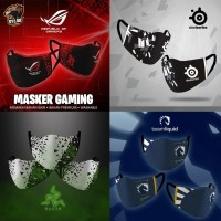 Masker Gaming Scuba Premium V2