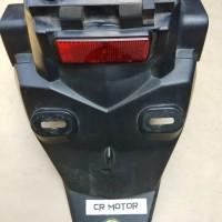 Original slebor spakbor belakang Yamaha Scorpio Z new murah copotan