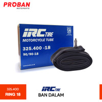 IRC TUBE 325.400-18 Ban Dalam Motor
