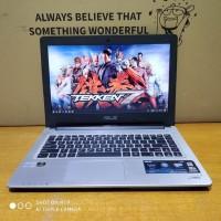 Laptop Gaming Asus S46 Core i7 Nvidia Dedicated RAM8GB HDD750GB