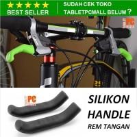 Silikon Handle Rem Tangan Sepeda Universal Cover Pelindung Tuas Rem