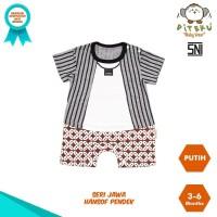 NUSANTARA JAWA HANSOF 3-6BLN PITEKU BABY WEAR