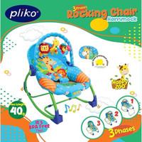Bouncer Pliko 308 Hammock Giraffe / Ayunan Bayi