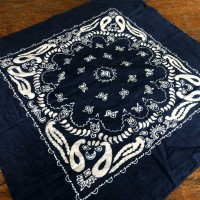 bandana batik tulis motif bluesville