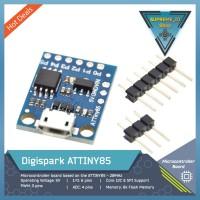 Digispark Attiny85 Microcontroller Board via Micro USB Variant