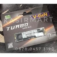 V-GEN SSD M.2 SATA 128GB TURBO M2 128 GB VGEN 2280 bukan 120gb