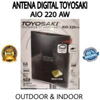 ANTENA DIGITAL TV TOYOSAKI INDOOR /OUTDOOR AIO 220