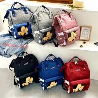 Tas Anello Mickey Backpack Premium Murah Ransel Anello Mickey Disney