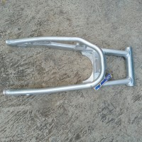 Swing Arm DKT Ninja R Non Disc Monting Bawah Stablizer Oval Silver