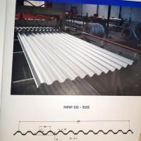 atap spandek gelombang kecil tipe SD 920