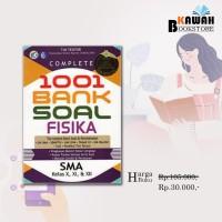 COMPLETE 1001 BANK SOAL FISIKA SMA KELAS X, XI, & XII