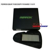 Ferrox Filter Udara Honda Beat Pop eSP filter udara Honda Beat PGM Fi