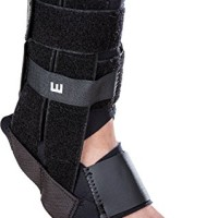 DonJoy RocketSoc Ankle Support Brace: Drytex, Right Foot, Large