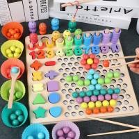 Multifunction bead 7 in 1 - mainan montessori - mainan edukasi anak