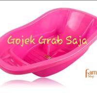 GOJEK GRAB!! Bak Bayi / Baskom Mandi Bayi Rainbow Murah Berkualitas