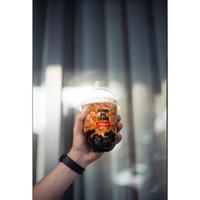 XING FU TANG SIGNATURE DRINK - BROWN SUGAR BOBA MILK