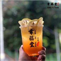XING FU TANG LEMON BLACK TEA