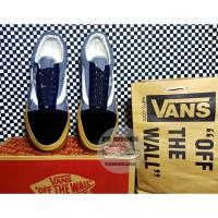 Vans Oldskool Gum Grey Black / Sepatu Skate / Sepatu Pria dan Wanita
