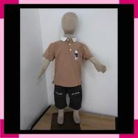 Setelan Pakaian Anak Laki Fashion Cool Boy Import ZHKFC013