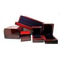 Jewelry Box / Kotak Perhiasan Kayu Mewah / Cincin, Liontin, Anting
