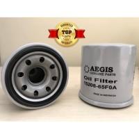 Filter Oli 15208-65F0A Nissan Almera, Latio, Datsun Go, Go Plus, Cross