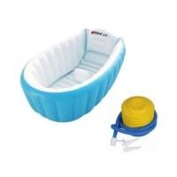 PAKET INTIME Baby Bath Tub / Bak Mandi Bayi + POMPA