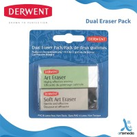 Penghapus Derwent Art Eraser Set 2