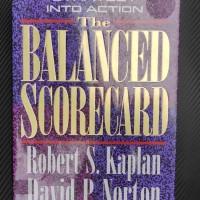 The Balance Scorecard (original).