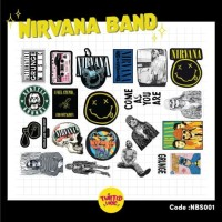 Aesthetic Sticker Tumblr | Nirvana Band