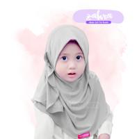 Jilbab Cutemoslem Zahraa- Jilbab Jersey Anak S